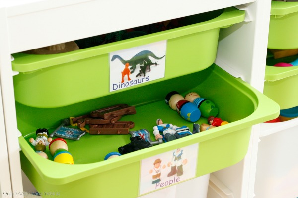 Toy_room_organised_and _designed_by Organised Chaos, Ireland's #1 organisation expert providing professional Home and Office organising and decluttering services in Dublin, Ireland and Virtual Organising services worldwide""