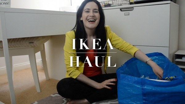 Ikea_haul_video_on_youtube_by Organised Chaos, Ireland's #1 organisation expert providing professional Home and Office organising and decluttering services in Dublin, Ireland and Virtual Organising services worldwide