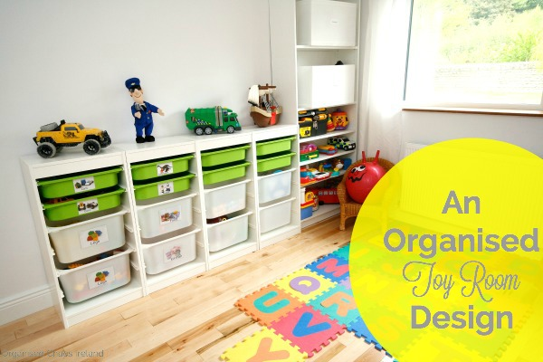 Toy_room_organised_and_designed_by-by Organised Chaos, Ireland's #1 organisation expert providing professional Home and Office organising and decluttering services in Dublin, Ireland and Virtual Organising services worldwide