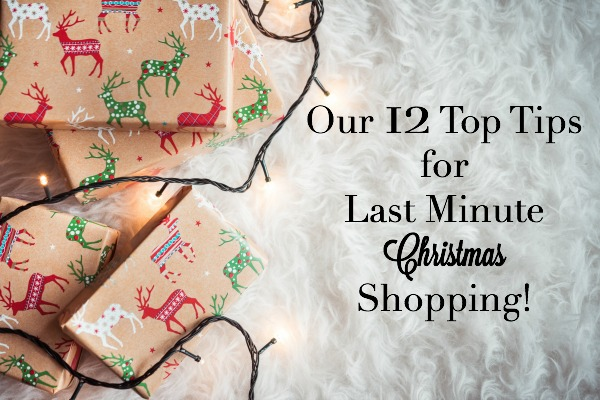 Last_minute_christmas_shopping_tips-by Organised Chaos, Ireland's #1 organisation expert providing professional Home and Office organising and decluttering services in Dublin, Ireland and Virtual Organising services worldwide