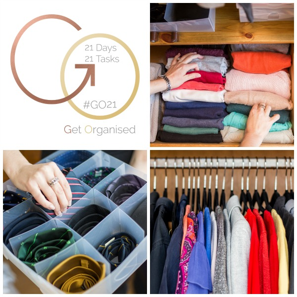 wardrobe_decluttering_21_day_get_organised_series-by Organised Chaos, Ireland's #1 organisation expert providing professional Home and Office organising and decluttering services in Dublin, Ireland and Virtual Organising services worldwide