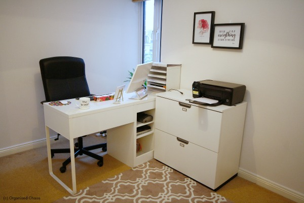 Office_organised_After-by Organised Chaos, Ireland's #1 organisation expert providing professional Home and Office organising and decluttering services in Dublin, Ireland and Virtual Organising services worldwide