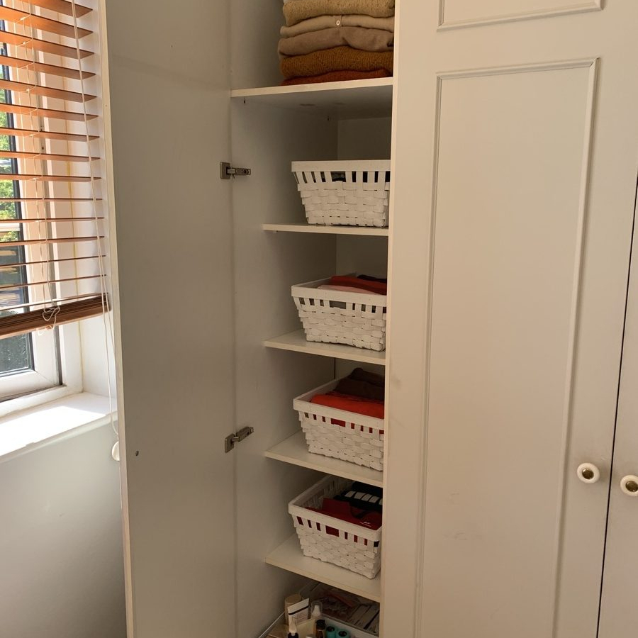 Learn more about our home organising services